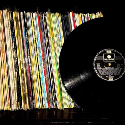 Vinyl & CD's